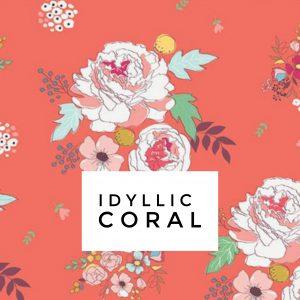 idyllic coral